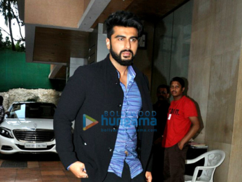 Arjun Kapoor and Shraddha Kapoor snapped at 'Half Girlfriend' promotions