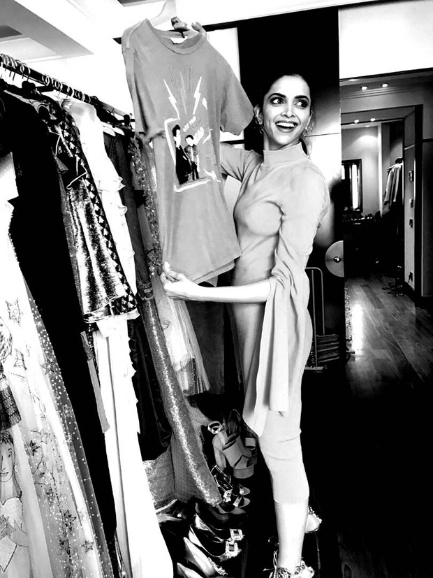 BEHIND THE SCENES Deepika Padukone gets ready for the Day 2 Cannes and here's how her day started!-4