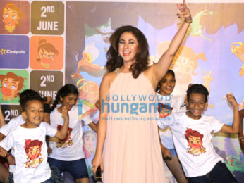 Celebs grace the screening of Hanuman Da Damdaar