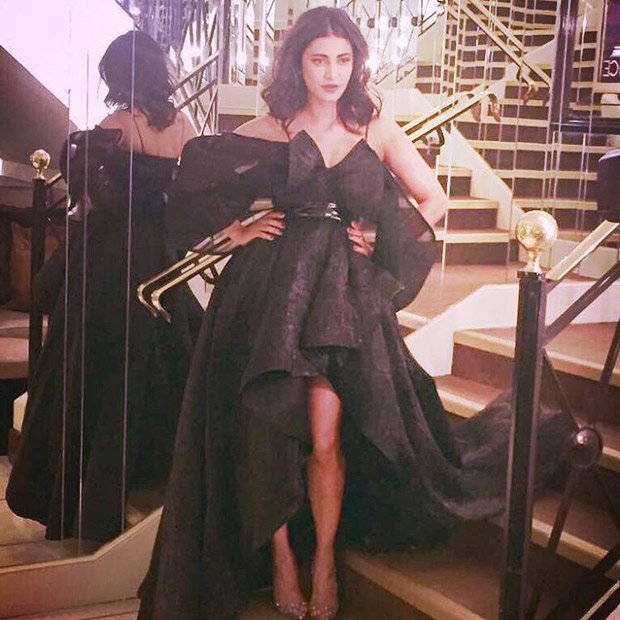 Check out Shruti Haasan makes her debut alongside AR Rahman for Sangamithra at Cannes 2017-2