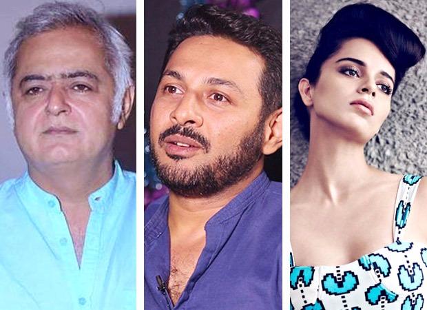 Hansal Mehta finally breaks his silence on Apurva Asrani's allegations of Kangna Ranaut stealing his writing credit in Simran