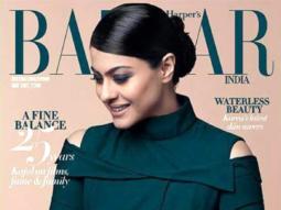 Kajol On The Cover Of Harper's Bazaar