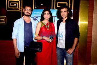 Imtiaz Ali at the trailer's unveiling of the Manisha Koirala starrer 'Dear Maya'