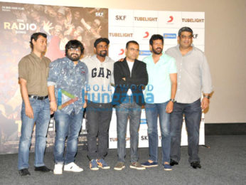 Kabir Khan and Pritam launch the Radio song from Tubelight