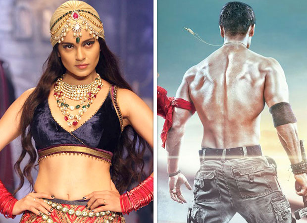 Kangna Ranaut to clash with Tiger Shroff next year and here's how