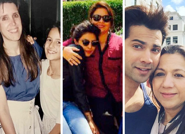 Katrina Kaif, Priyanka Chopra, Anushka Sharma, Varun Dhawan more share heartwarming messages on Mother's Day videos