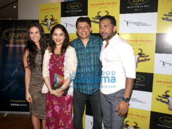 Madhuri Dixit and others grace the Terence Lewis International Dance day Project