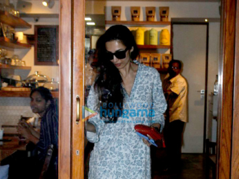Malaika Arora Khan snapped at the Sequel