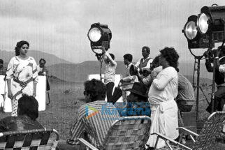 On The Sets Of The Movie Mr India