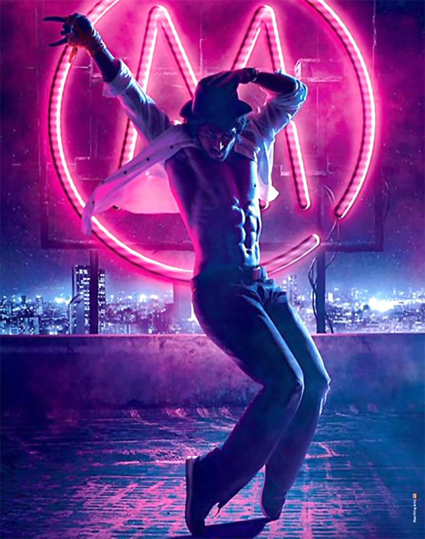 OMG! This is what happened when Tiger Shroff decided to fool around on the sets of Munna Michael
