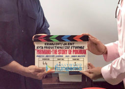 On The Sets Of Parmanu - The Story of Pokhran