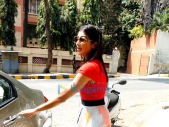 Pooja Hegde snapped in Bandra