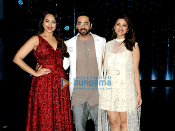 Promotions of 'Meri Pyaari Bindu' on the sets of Nach Baliye