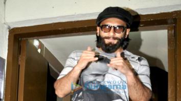 Ranveer Singh, Divya Dutta, Amisha Patel and Amit Gaur snapped at PVR, Juhu