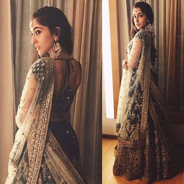 Saif Ali Khan's daughter Sara Ali Khan looks like royal princess in this photoshoot-1