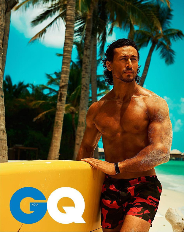 Shirtless Tiger Shroff hits the Maldives beaches in this photoshoot and we can't stop drooling-2