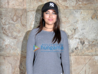 Sonakshi Sinha and others grace the screening of 'Half Girlfriend' at Lightbox