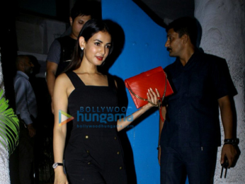 Sonal Chauhan celebrates her birthday with close friends