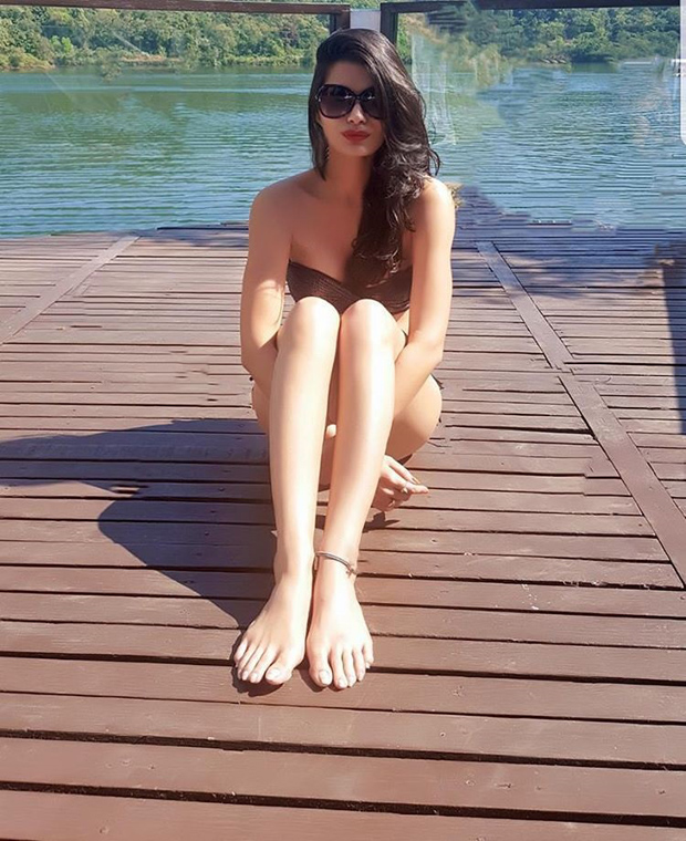 Sonali Raut's bikini black magic in Goa is unmissable