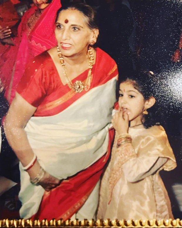 Sonam Kapoor's emotional farewell to her grandmother will touch your heart-2