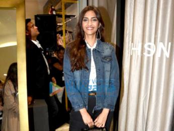 Sonam and Rhea Kapoor unveil their brand Rheson