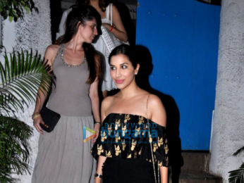 Sophie Choudry snapped at Olive