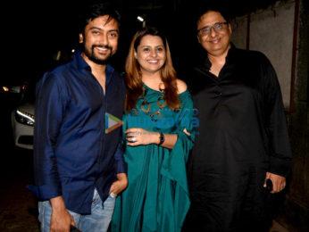 Special screening of 'Half Girlfriend' by Shraddha Kapoor