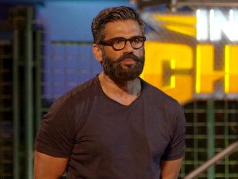 Suniel Shetty's Crunching Challenge For Contestants On 'India's Asli Champion'
