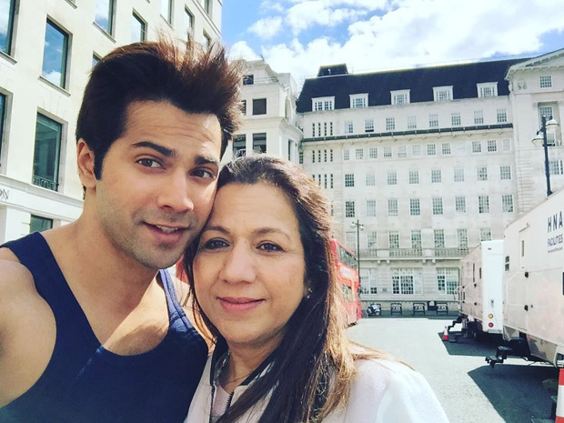Varun Dhawan share heartwarming messages on Mother's Day