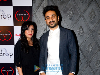Vir Das hosts a success party for his show Abroad Understanding