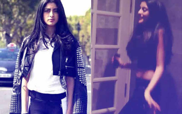Watch Amitabh Bachchan's granddaughter Navya Naveli Nanda's dance on Ranbir Kapoor song 'Dilli Wali Girlfriend' is going viral