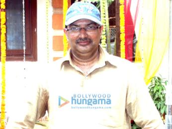 On The Sets Of The Movie Jhunjhunaa