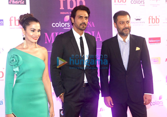 Arjun Rampal, Ileana D'Cruz, Vidyut Jammwal and others grace the Femina Miss India Finale