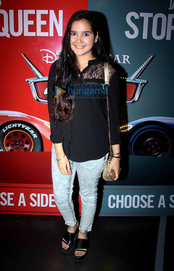 Celebs along with their kids grace the special screening of 'Cars 3'