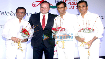 Celebs grace the 99th Independence Day celebration of Georgia at Taj Hotel in Colaba
