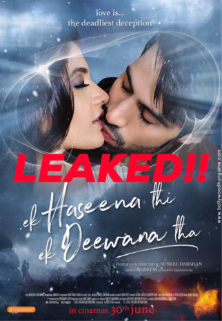First Look Of The Movie Ek Haseena Thi Ek Deewana Tha