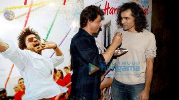 Imtiaz Ali's birthday bash celebrations at the 'Jab Harry Met Sejal's teaser preview