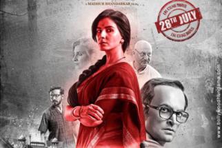 First Look Of The Movie Indu Sarkar