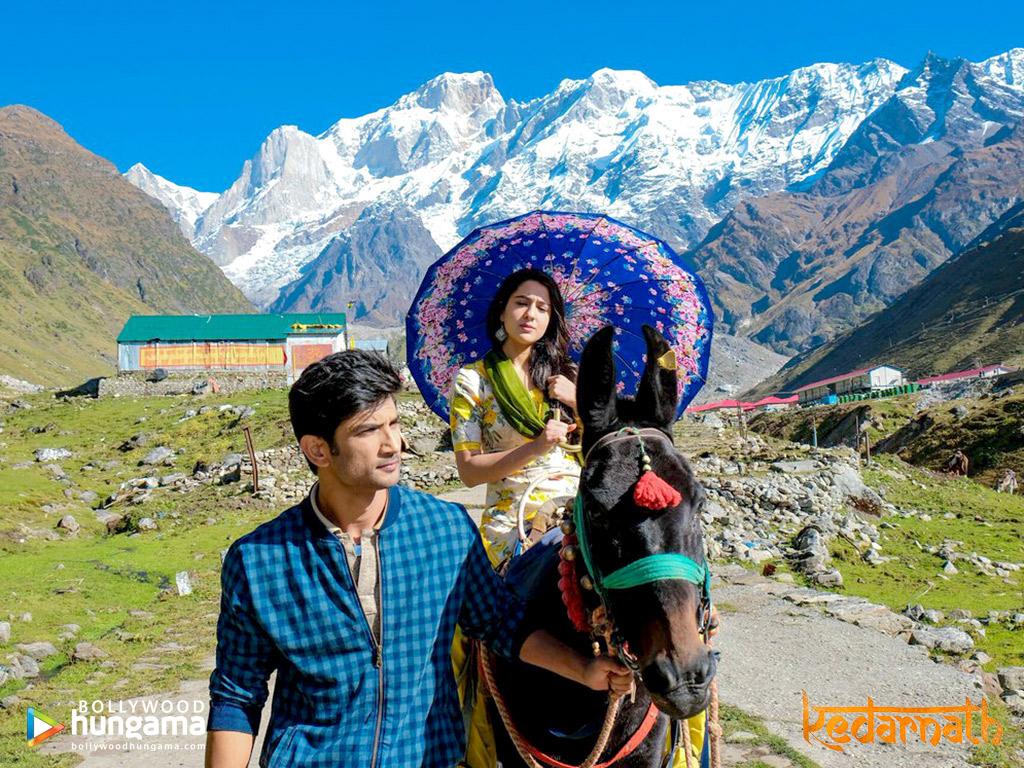 Movie Wallpapers Of The Movie Kedarnath