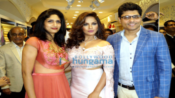 Neetu Chandra launches 11th store of Libas Riyaz and Reshma Gangji in Delhi