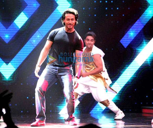 Promotions of 'Munna Michael' on the sets of Sabse Bada Kalakar-14