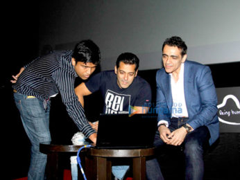 Salman Khan and PVR announce an association with Being Human Foundation on their humanitarian initiatives