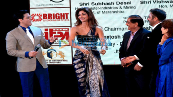 Shilpa Shetty, Anil Kapoor, Raveena Tandon and others at 'Dadasaheb Phalke Awards'