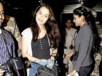 Shraddha Kapoor goes to Italy for holiday