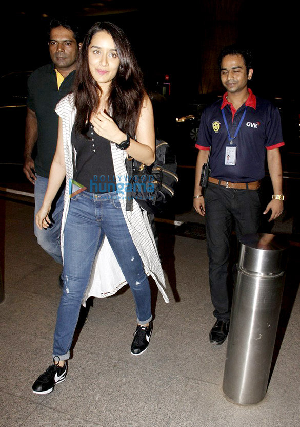 Shraddha Kapoor goes to Italy for holiday