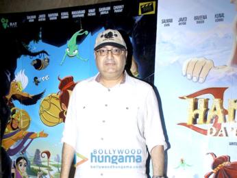 Special screening of 'Hanuman Da Damdaar'