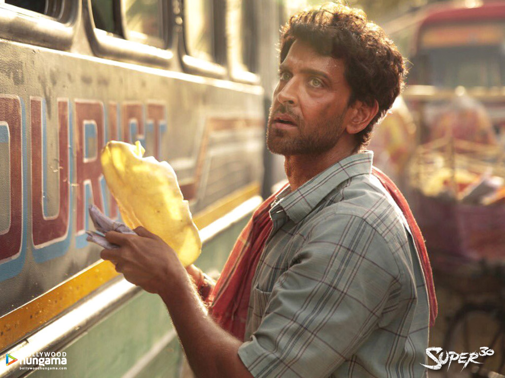 Wallpapers of the Movie Super 30