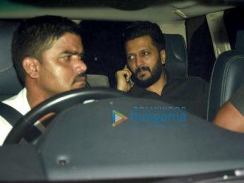 Varun Dhawan, Jacqueline Fernandez, Sonakshi Sinha, Daisy Shah and Dia Mirza grace Salman Khan eid party