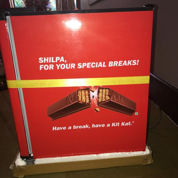how KitKat made Shilpa Shetty2