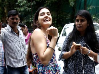 Kareena Kapoor Khan, Disha Patani, Shahid Kapoor and others snapped at their gym